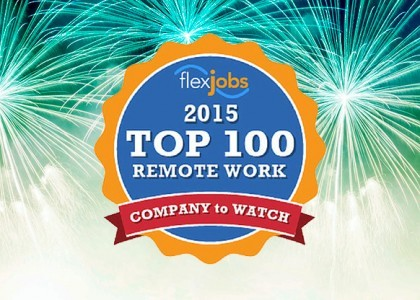 Working Solutions, top 100 work from home companies