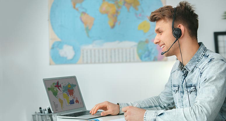 travel on demand contact center solutions