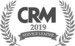 CRM logo for the year 2019 for working solutions
